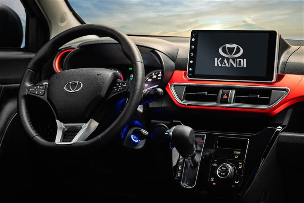 20 萬元買「正」電動買菜車!Kandi 超低價 EV 搶佔美國市場