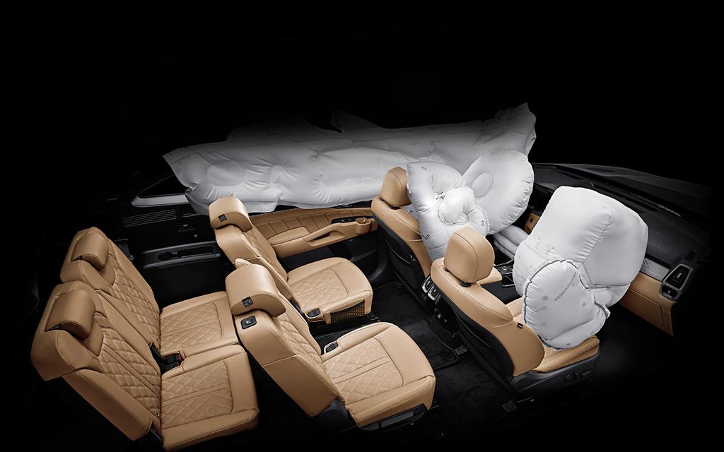 躍身韓系休旅新高度,2021 KIA Sorento 2.2 Smartstream D 六人座旗艦版