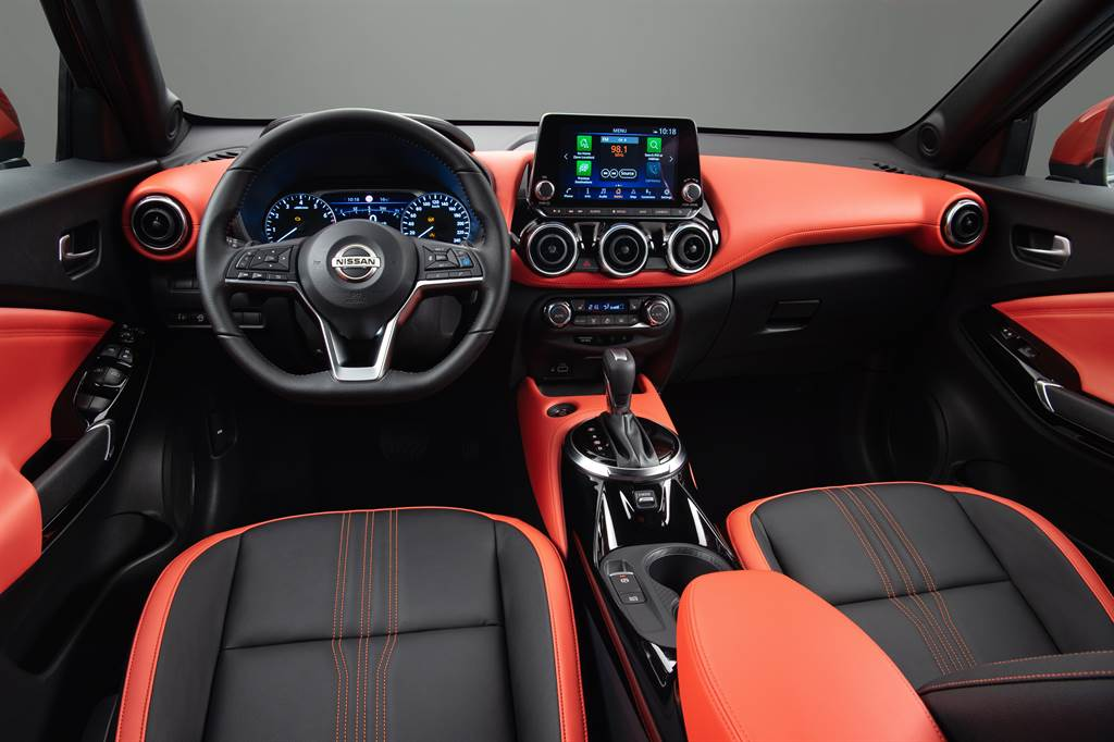 1.0T小心臟更強悍 Nissan Juke 87.9萬元起強攻CUV市場
