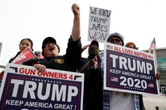 川普怪招帶來不確定性 國際觀選團:美大選重挫民主