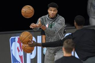 NBA》公鹿自信續留字母哥 沒興趣招募保羅
