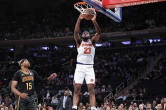 NBA》尼克想換榜眼籤 狂送勇士籌碼沒路用