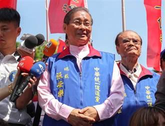 張安樂號召陸人士助花蓮震災遭疑政治獻金 檢不起訴:是賑災款