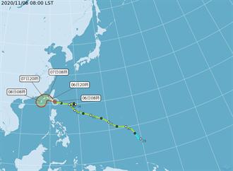 颱風沉降氣流 新竹氣象站打破11月高溫紀錄
