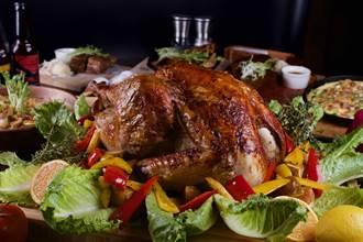 感恩節限定7天超值套餐 肉食控必吃5公斤大份量多汁烤雞