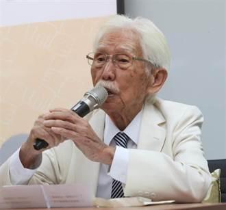 辜寬敏:不應大費周章修憲不解決台灣重要憲政問題