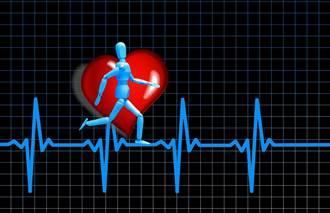 胸悶痛延伸到這兩處 合併冒冷汗 務必警惕是心臟病