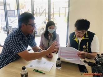 黃偉哲指示「速查台南建案違法開賣」情形