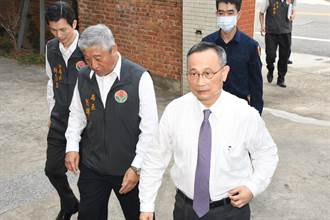 竹南警分局逮獲蹓鳥俠 警政署長親臨嘉勉