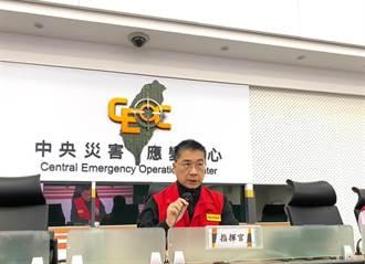 輕颱閃電襲台釀24件災情 2人遭落石砸傷