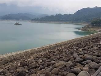 蓄水無望?輕颱閃電南部山區未帶充沛雨量 曾文水庫降雨只「1毫米」