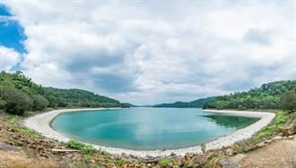 缺水危機多嚴重? 日月潭出現「小嘉明湖」
