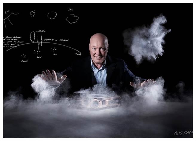 宇舶表董事总经理Jean-Claude Biver是催生40周年纪念表的推手。(HUBLOT提供)