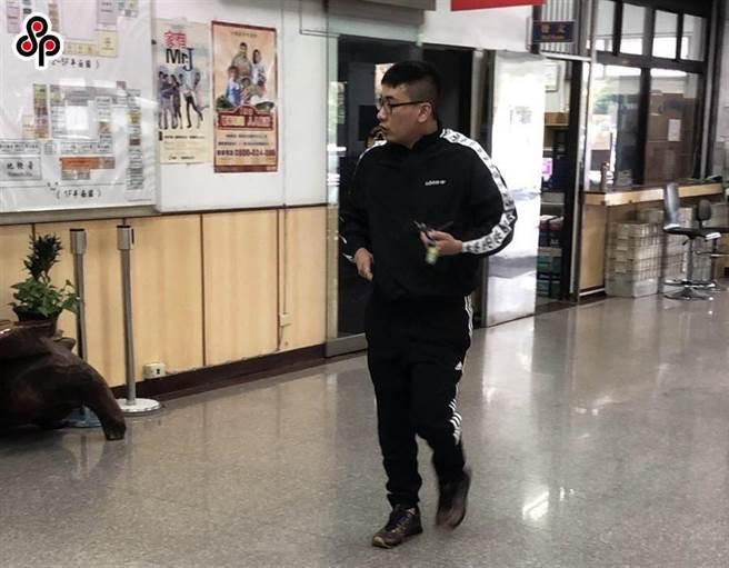 偷拍女友及女網友性愛片散播,蘆竹王陽明拒入監潛逃遭逮。(中時資料庫)