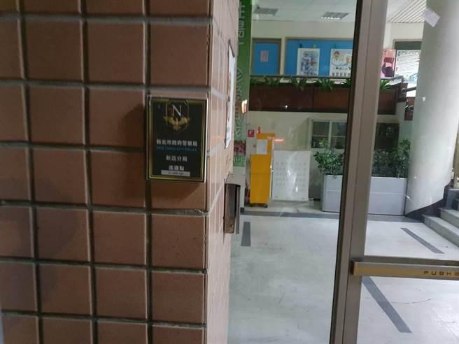 新北市新店警分局强化辖内校园安全维护。(新店警分局提供)