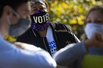 川普、拜登勝負難分 喬治亞州將成美大選後首個重新計票州