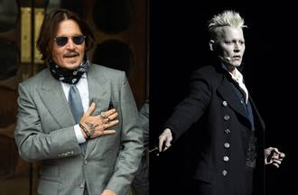 強尼戴普震撼宣布辭演「葛林戴華德」《怪獸3》上映延期