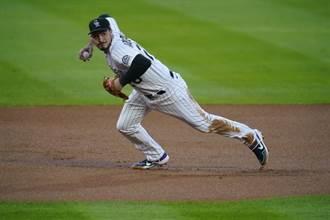 MLB》超級三壘手 阿瑞納多白金手套4連霸