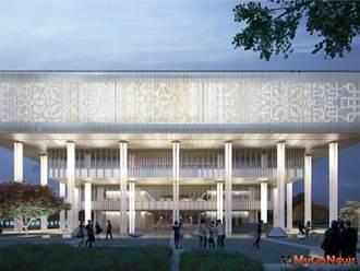 利多實現!台南圖書館新總館2021年1月開館