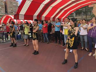 千人踩街繞境祈福 蘆洲神將文化祭今登場