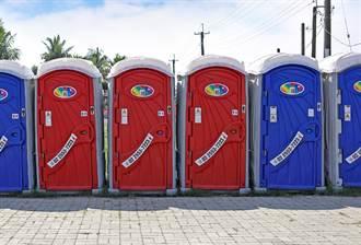 流動廁所排泄物去哪了?內行人揭密:做這行超賺