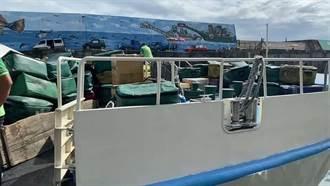離島船班復航 蘭嶼發電廠缺油危機解除
