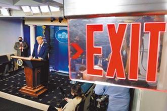 CNN諷川普胖海龜 3媒體中斷直播