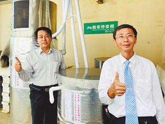 教室全裝太陽能冷氣機 年省數億