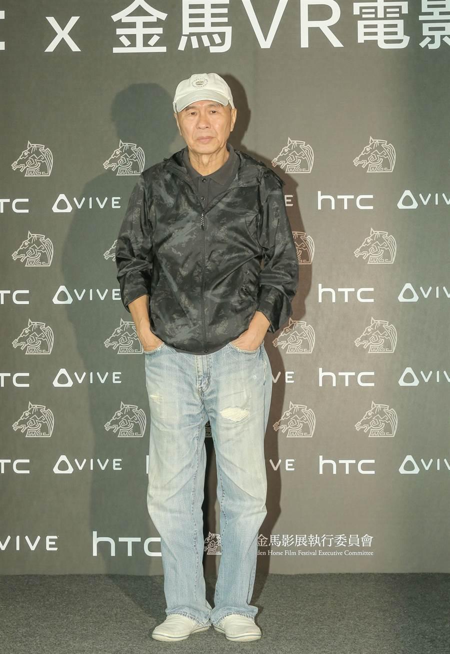 侯孝贤海内外获奖无数,是台湾最重要的导演之一。(资料照片)