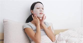 敷臉時使用面膜的正確步驟 多數人做錯這一點