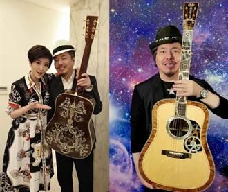 寇乃馨寵黃國倫 送450萬吉他之神當生日禮
