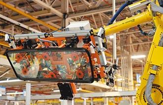 裝配、搬運 工業機器人最佳切入點