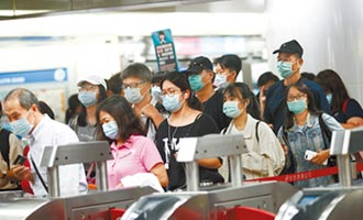 秋冬防疫 部分場所強制戴口罩