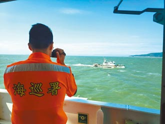 馬祖限制水域外圍島 海巡嘆無法可抓