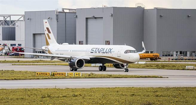 星宇航空挑選空中巴士A321neo客機,做為主力機種。(星宇提供)