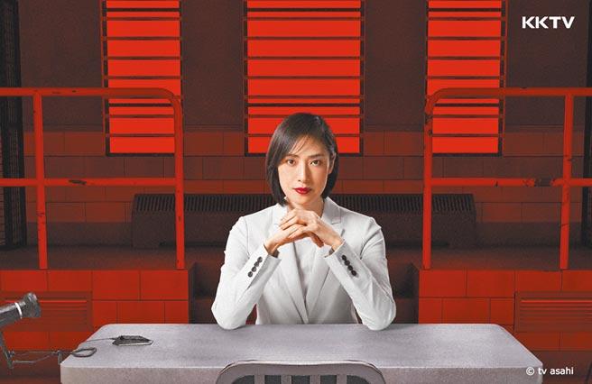 天海佑希曾多年蝉联「最理想的上司形象艺人」排行之冠。(KKTV提供)