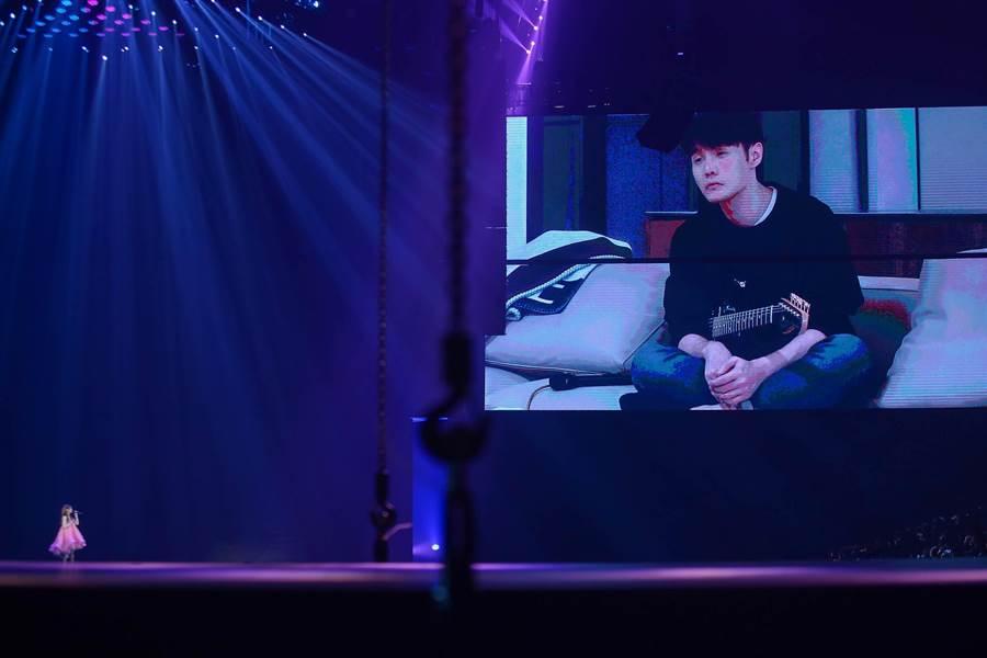 楊丞琳連續3場小巨蛋演唱會順利落幕。(粘耿豪攝)