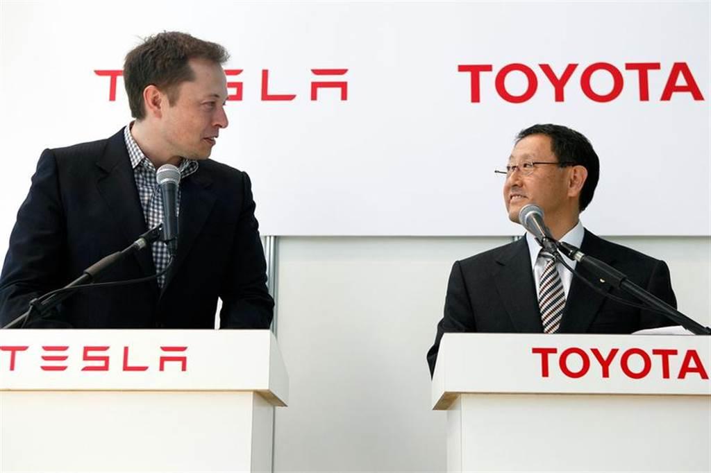市值輸給特斯拉:Toyota 執行長反擊「豐田汽車才是真材實料」