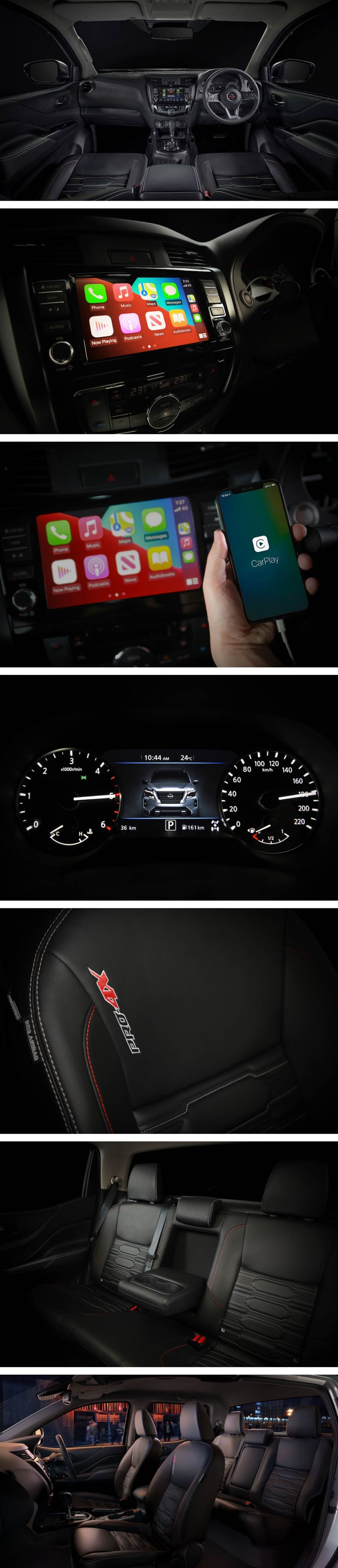 導入 NIM 先進技術、新增 PRO-4X 規格, Nissan Navara 小改款亮相!