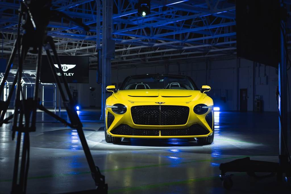 擁有「純」內燃動力Bentley機會只到2026年,並且2030年將全面純電動化