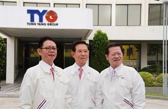 新車銷售回溫 東陽10月營收14.89億元