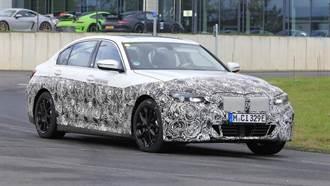 BMW 3 系電動房車外型幾乎和燃油版本無異,將承襲 i3 名號?
