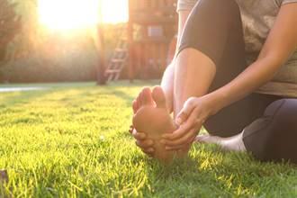 雙腳也有使用壽命 打造百歲健步腳的關鍵第一步