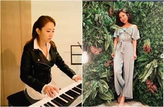 謝忻正經彈鋼琴超氣質 網看傻:好美 感覺不一樣了
