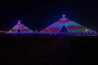 連接苗栗市、公館鄉重要地標 地方盼新東大橋再亮起來!