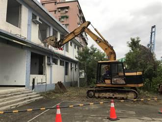基隆中濱營區拆除 打造「大沙灣歷史園區」