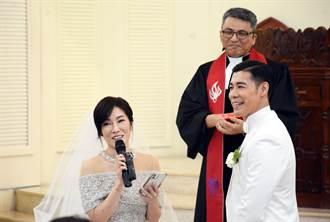 舞蹈藝術家KIMIKO屏東百年教堂浪漫完婚