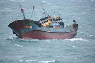 陸船越界苗栗風場海域 干擾離岸風電作業