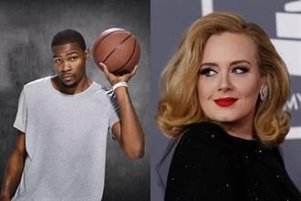 愛黛兒爆出新戀情? 傳對方是NBA頂尖球星Durant