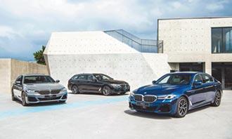 BMW全新5系列 傲然登場